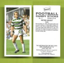 Glasgow Celtic Peter Grant 41